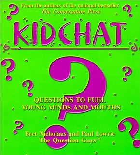 Kid Chat Book