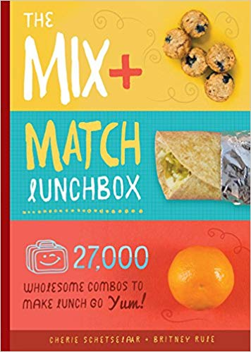 Parents Book | The Mix & Match Lunchbox - Books & Activities - Poshinate Kiddos Baby & Kids Products - awesome book for school-age kiddos