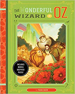 Kids Book | The Wonderful Wizard of Oz Book and Puzzle Box Set - Books and Activities - Poshinate Kiddos Baby & Kids Boutique - great classic gift