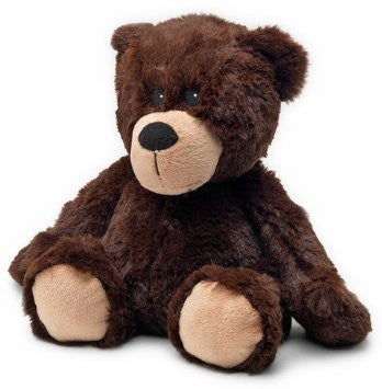 Heatable Stuffed Animal | Brown Bear - Heatable Plush Toys -  - Poshinate Kiddos