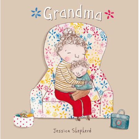 Kids Book | Grandma - Books & Activities - Poshinate Kiddos Baby & Kids Products - sweet gift