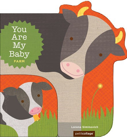 You Are My Baby Book | Farm - Books and Activities - Poshinate Kiddos