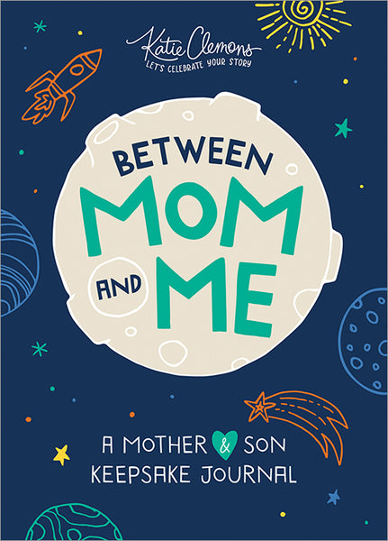 Kids Book | Between Mom and Me - Books & Activities - Poshinate Kiddos Baby & Kids Gifts - keepsake journal activity