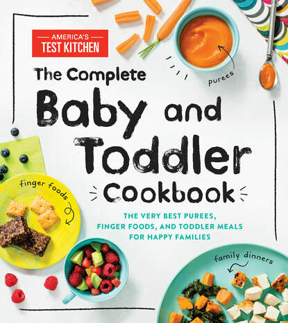 Parents Book | The Complete Baby and Toddler Cookbook