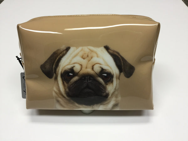 Kids Purse | Pug on Caramel
