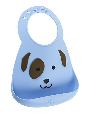 Baby Bib | Dog - Baby Bibs - - Poshinate Kiddos