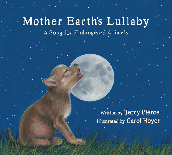 Kids Book | Mother Earth's Lullaby - Books & Activities - Poshinate Kiddos Baby & Kids Boutique