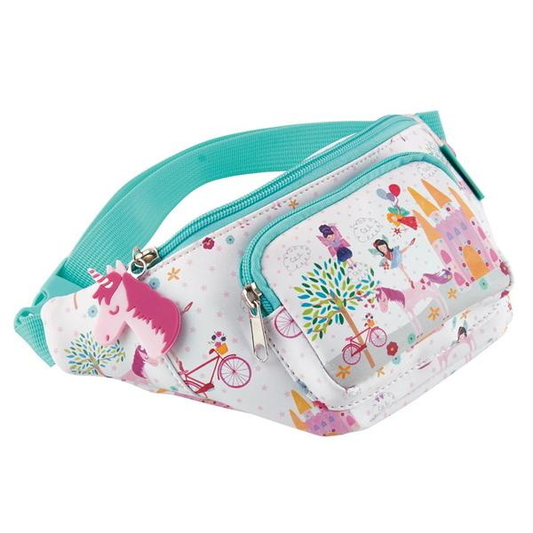 Kids Belt Bag | Unicorn - Kids Accessories - Poshinate Kiddos Baby & Kids Store | Unicorn pattern
