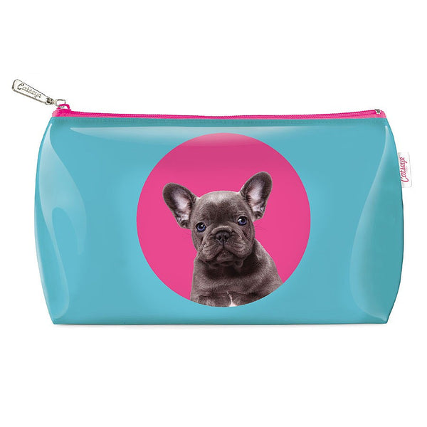 Kids Purse | Bulldog Blue | Large - Accessories - Purses - Poshinate Kiddos