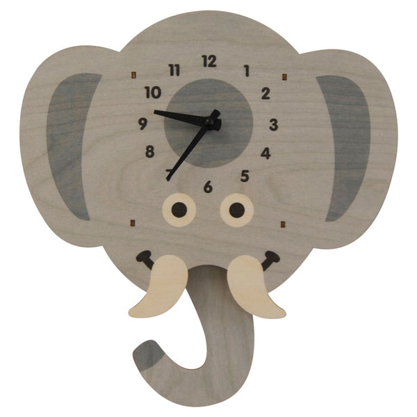 Pendulum Clock | Elephant Trunk | Pendulum Clocks | Poshinate Kiddos Baby & Kids Store