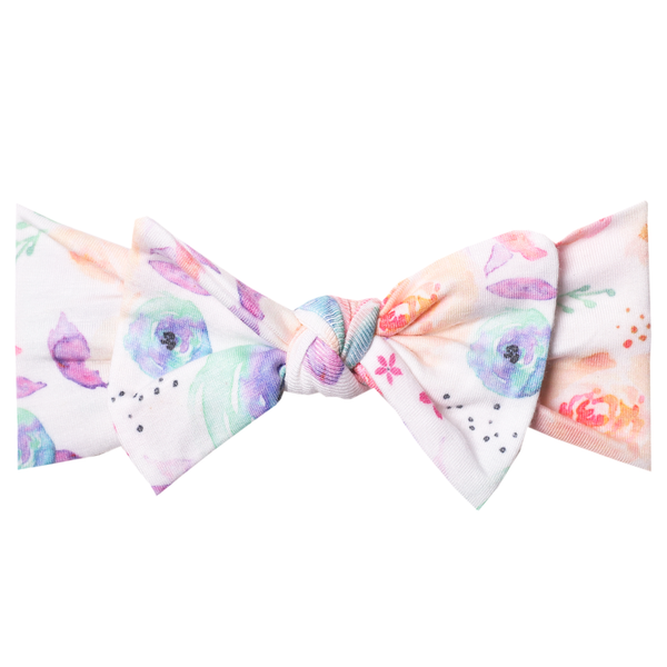 Baby Headband Bow | Bloom - Accessories - Poshinate Kiddos Baby & Kids Store - bow alone