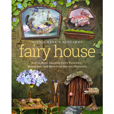 Kids Book | Fairy House - Books and Activities - Poshinate Kiddos Baby & Kids Store - front of book