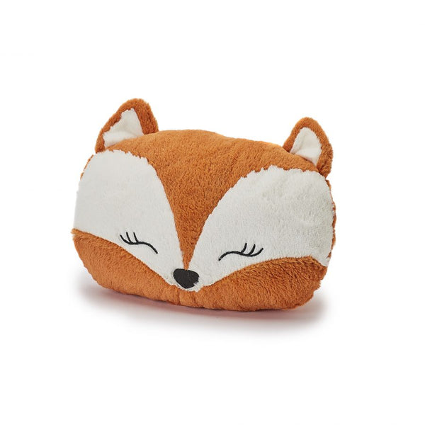 Heatable Hand Warmer/Pillow | Fox - Accessories - Poshinate Kiddos Baby & Kids Boutique - front of fox