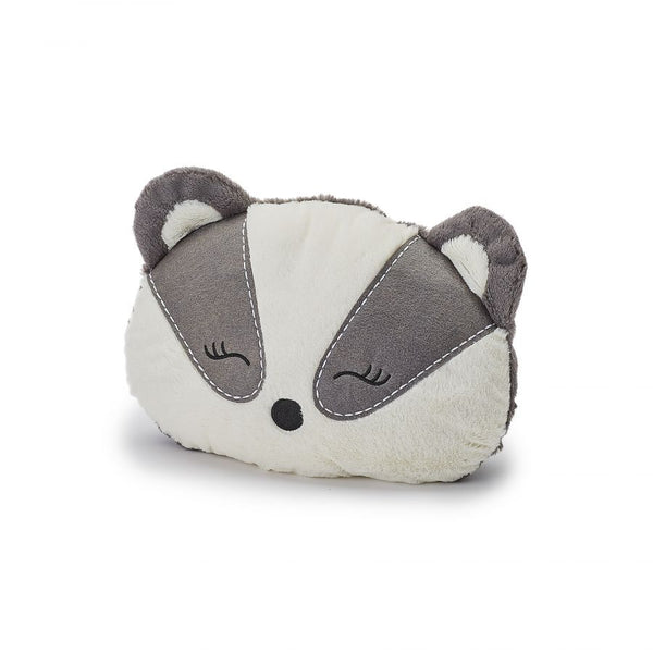 Heatable Hand Warmer/Pillow | Fox - Accessories - Poshinate Kiddos Baby & Kids Boutique - front of raccoon