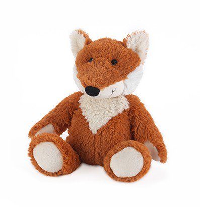 Heatable Stuffed Animal | Fox - Toys - Poshinate Kiddos - Baby & Kids Toys
