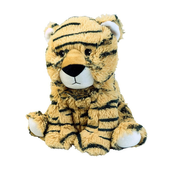 Heatable Stuffed Animal | Tiger - Stuffed Animals - Poshinate Kiddos - Baby & Kids Store