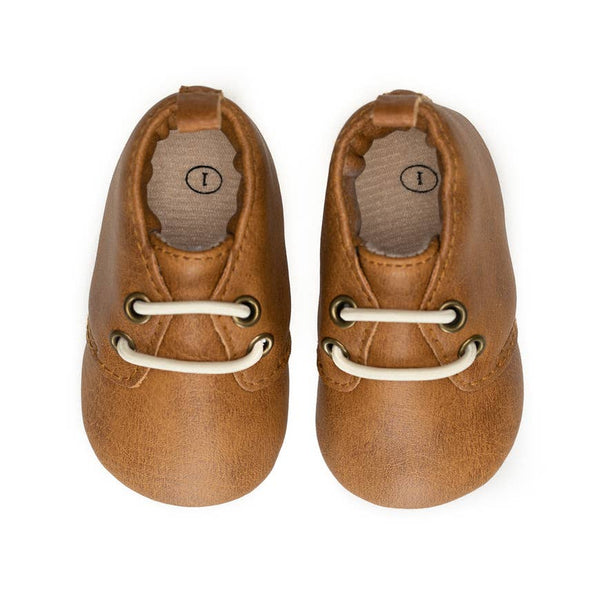 Baby Shoes | Oxford | Meerkat Tan