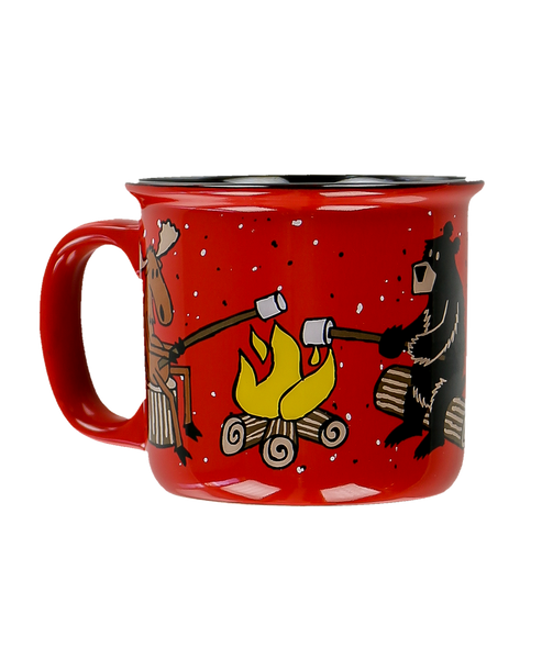 Kids Mug | Happy Camper