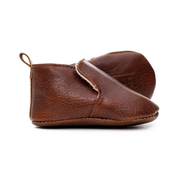 Baby Shoes | Loafer | Chestnut Brown