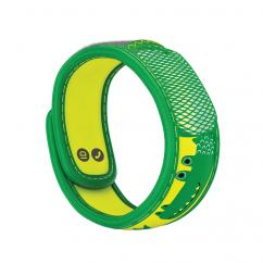 Kids Mosquito Repellent | Wristbands | Green Alligator | Kids Accessories | Poshinate Kiddos Baby & Kids Store