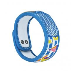 Kids Mosquito Repellent | Wristband | Blue Sailboat