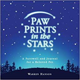 Pet Book | Paw Prints in the Stars - Books and Activities - Poshinate Kiddos Baby & Kids Boutique - pet lovers gift