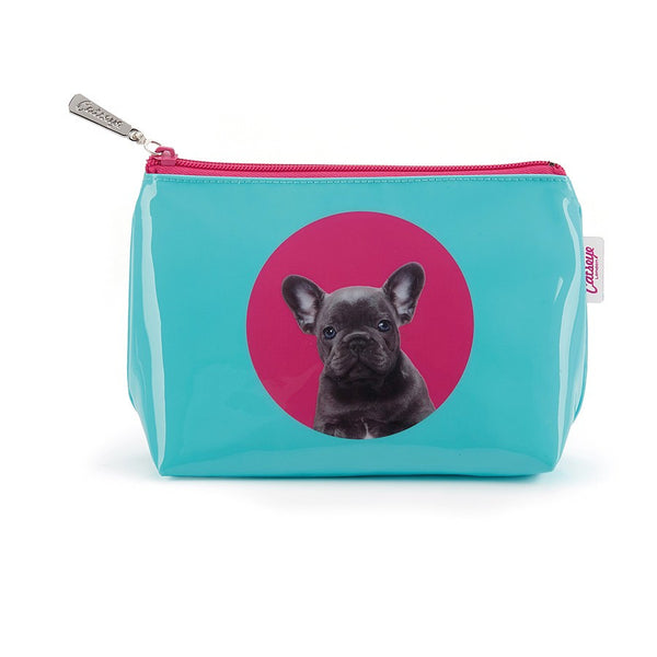 Kids Purse | Bulldog Blue