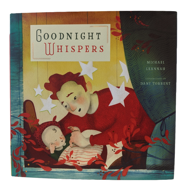 Kids Book | Good Night Whispers - Books & Activities - Poshinate Kiddos Baby & Kids Store - larger front cover