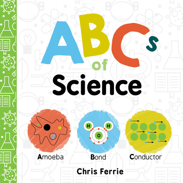 Kids Book | ABC's of Science - Books And Activities - Poshinate Kiddos Baby & Kids Store