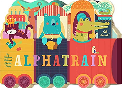 Kids Book | Alphatrain