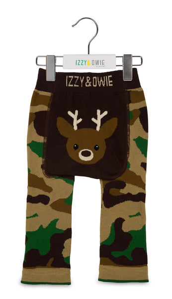 Baby Leggings | Camo Deer