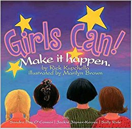 Kids Book | Girls Can Make It Happen - Kids Books & Activities - Poshinate Kiddos Baby & Kids Boutique