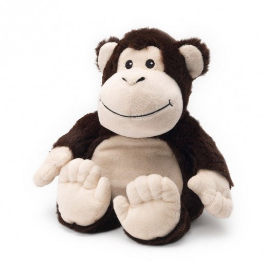 Heatable Stuffed Animal | Monkey - Heatable Plush Toys - Poshinate Kiddos
