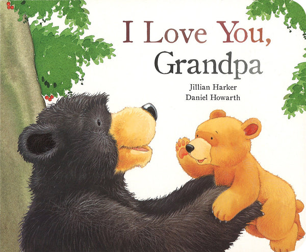 Kids Book | I Love You Grandpa | Question & Answer - Kids Books & Activities - Poshinate Kiddos Baby & Kids Store