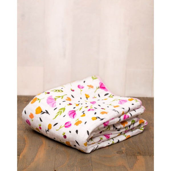 Cotton Muslin Quilt | Berry & Bloom