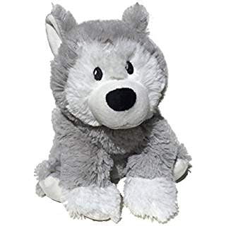 Heatable Stuffed Animal | Husky