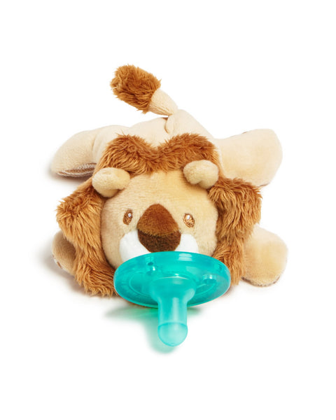 Baby Pacifier | WubbaNub | Lion - Baby Pacifier - Poshinate Kiddos Baby & Kids Boutique