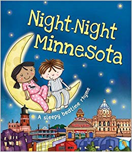 Kids Book | Night Night Minnesota - Books & Activities - Poshinate Kiddos Baby & Kids Gifts