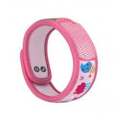 Kids Mosquito Repellent | Wrist Bands | Pink Cupcakes | Kids Accessories | Poshinate Kiddos Baby & Kids Store