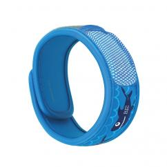 Kids Mosquito Repellent | Wristband | Blue Shark