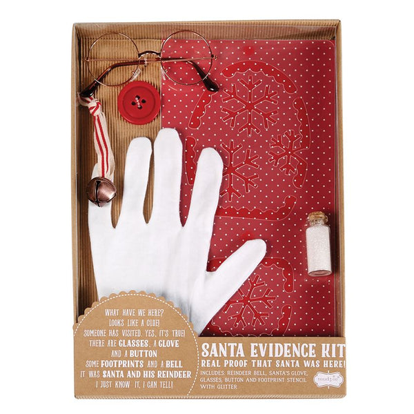 Santa's Real | Christmas Evidence Kit