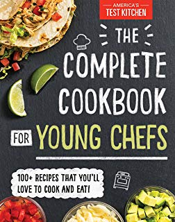 Kids Book | The Complete Cookbook for Young Chefs