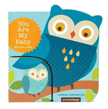 You Are My Baby | Woodland - Books and Activities - Poshinate Kiddos
