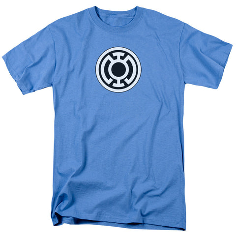 Blue Lantern Logo - The Nerd Cave - 1