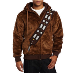 Chewie Jacket - The Nerd Cave - 1