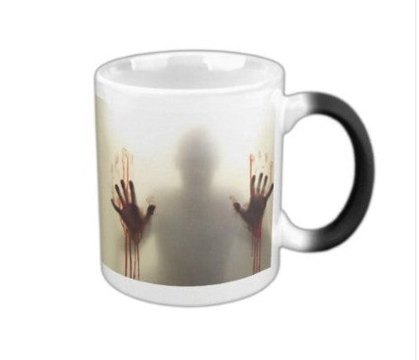 The Walking Dead Changing mug - The Nerd Cave - 1