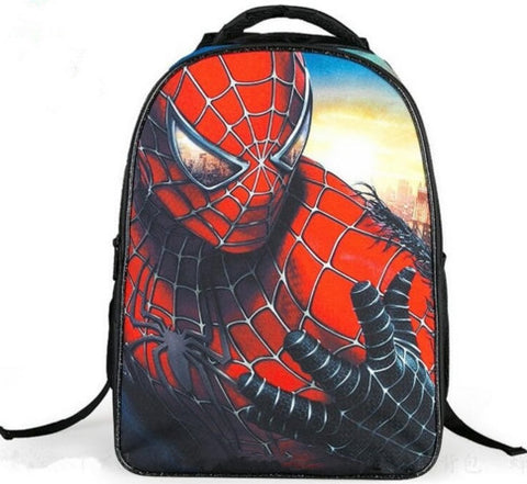 Kids Spider man Backpacks - The Nerd Cave - 1