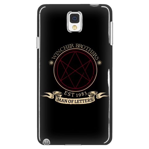 Wincher Brothers Phone Case LIMITED EDITION - The Nerd Cave - 1