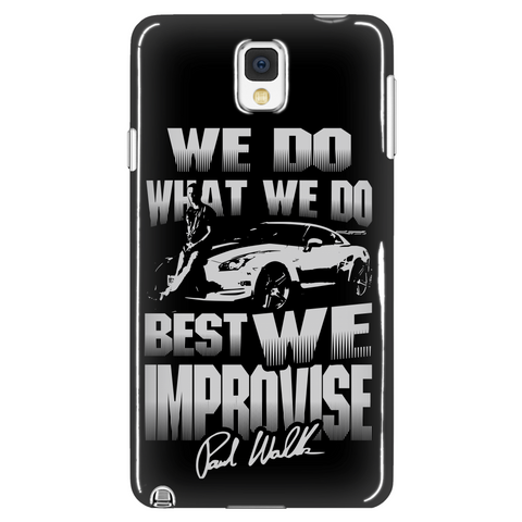 We Do What We Do Best Phone Case LIMITED EDITION - The Nerd Cave - 1