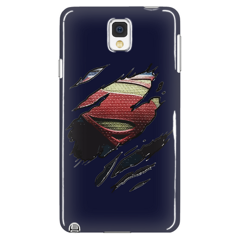 S-Man Inside Phone Case LIMITED EDITION - The Nerd Cave - 1